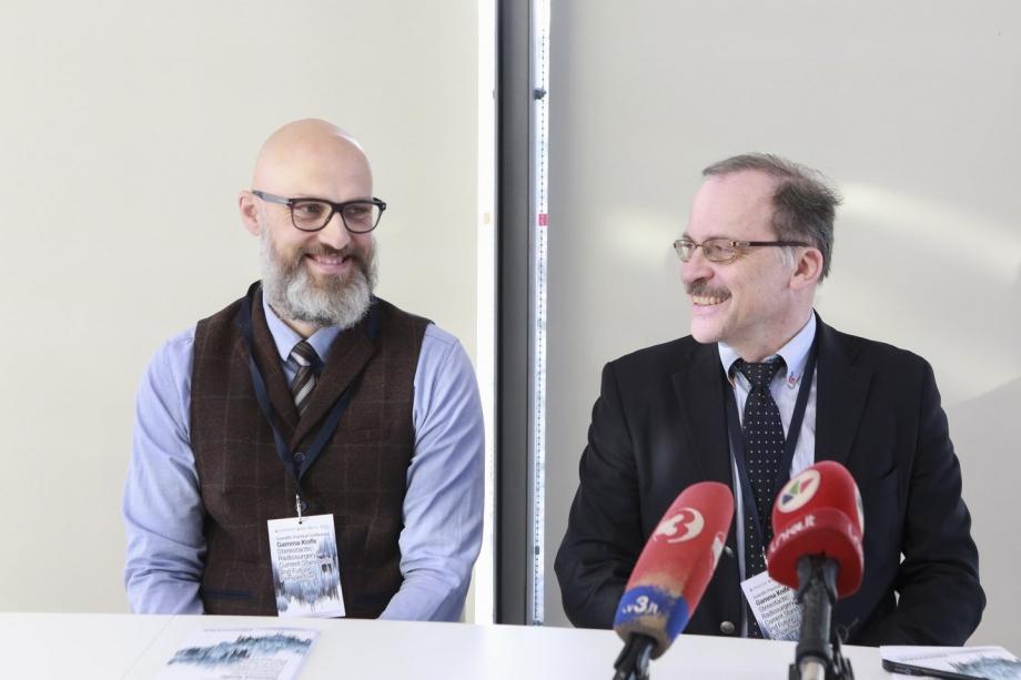 Paslaptingasis gama peilis: Kauno klinikų medikai atskleidė pirmuosius rezultatus